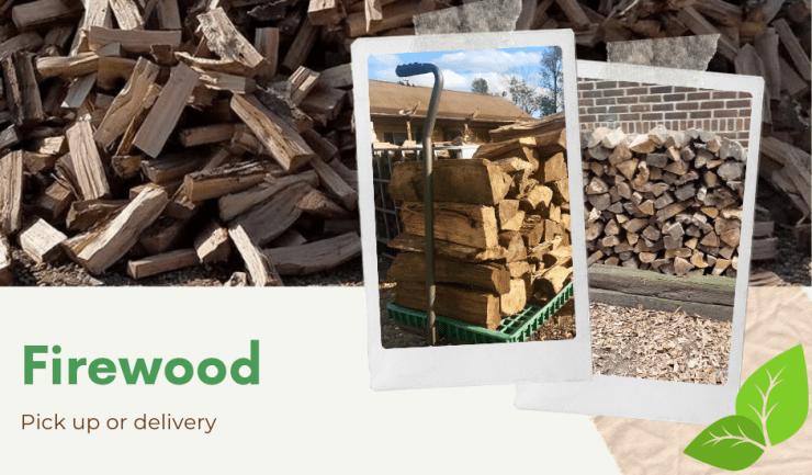 Jack Frost Firewood