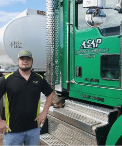 ASAP Trucking, Jack Green Oil