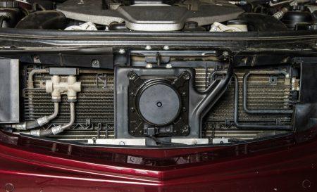 Chevy-Silverado Transmission Cooler