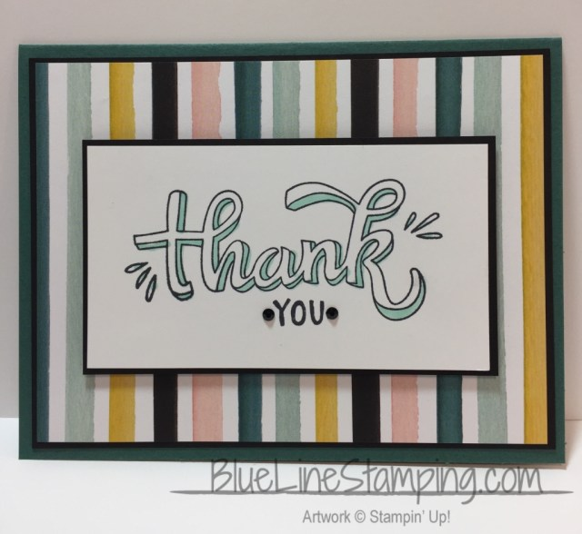 Stampin' Up! Color Me Happy - Jackie Beers, stampinup color me happy