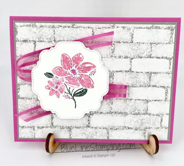 Stampin' Up!, Elegantly Said, Hippo & Friends, Bloom Where You're Planted, Jackie Beers