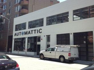 Automattic Lounge
