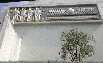 Masonic memorial temple