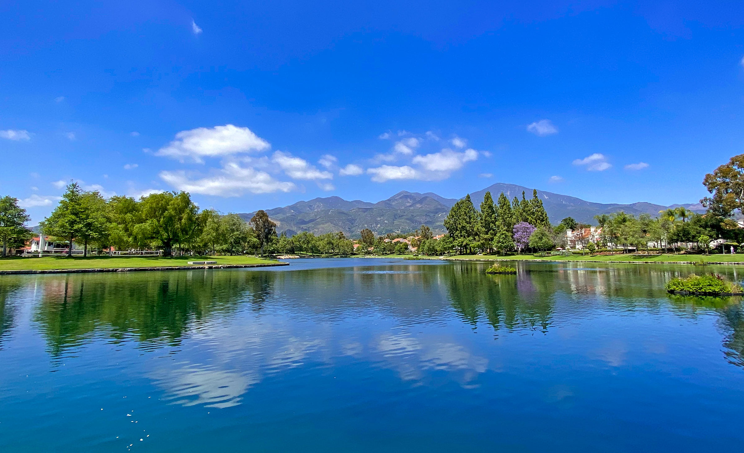 Homes in Rancho Santa Margarita Orange County Homes