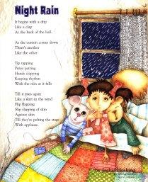 Spider Magazine - Night Rain (poem)