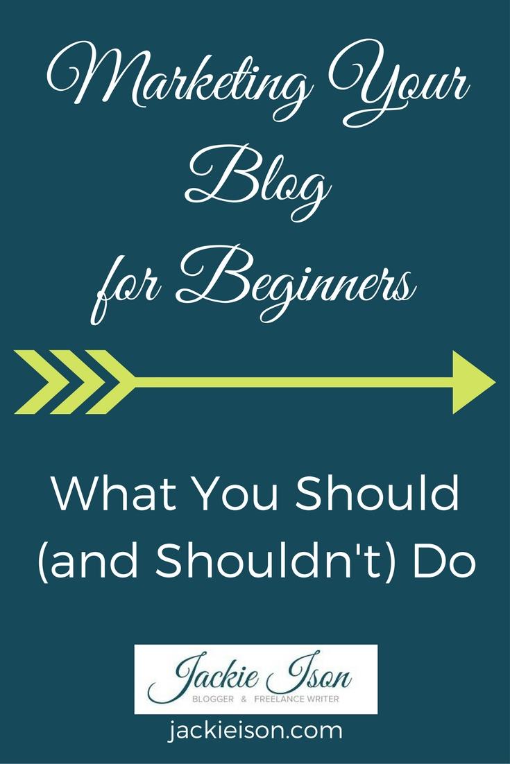marketing your blog pin