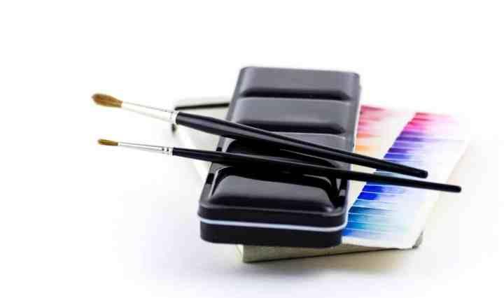 Watercolour Paint Box