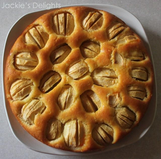 apple cake.2