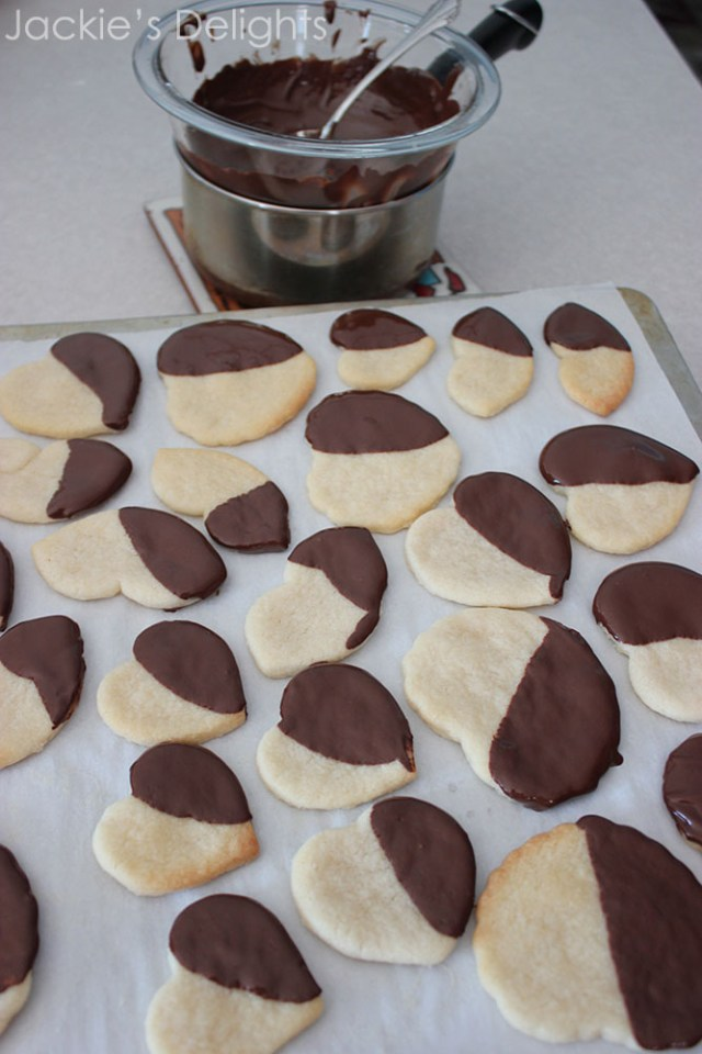 chocolate dipped shortbread.1