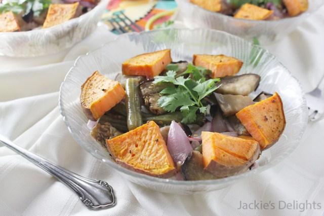 eggplant rice bowl.4