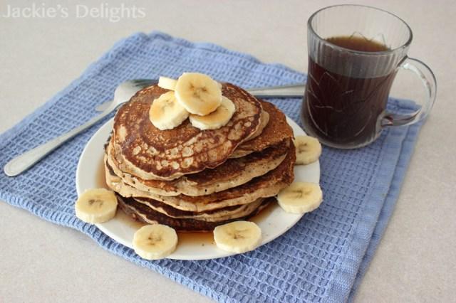 Banana Bread Pancakes.7