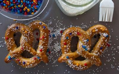 My Sprinkles Food Network Column
