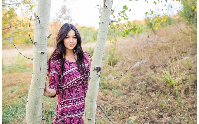 Squaw Peak | Styled Senior | Provo Utah Photographer