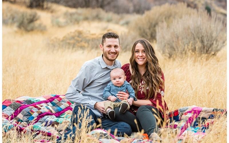 The Randall Family   Logan Utah Photographer