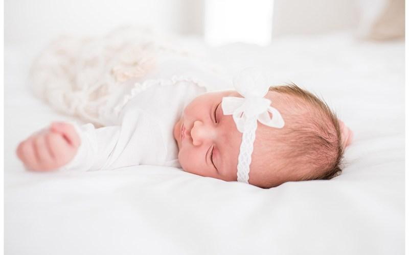 Baby Ellie | Lifestyle Newborn | Logan Utah Newborn Photographer