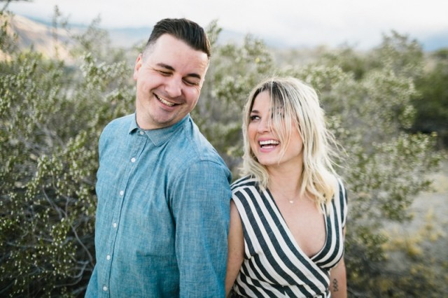 palm springs engagement photos cabazon dinosaur engagement moorten botanical garden wedding - 27