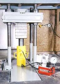 Hydraulic lifting and jacking equipment Service