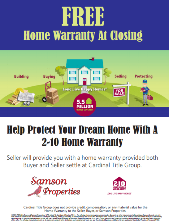 free_home_warranty_at_closing