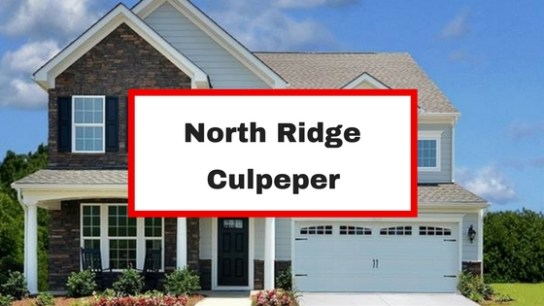 north ridge culpeper va homes