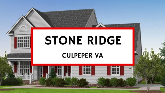 stone ridge estates culpeper va