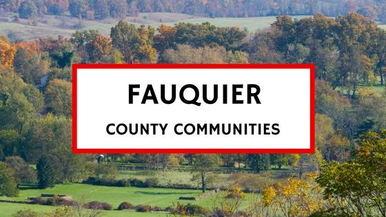 fauquier county va communities (2)