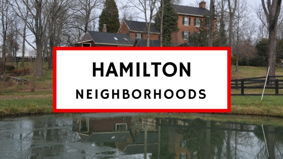 hamilton va neighborhoods