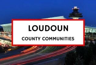 loudoun county virginia communities