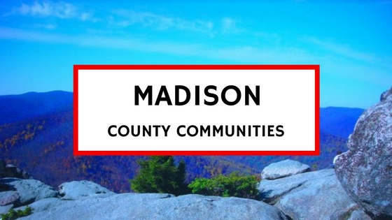madison county virginia communities