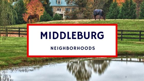 middleburg va subdivisions