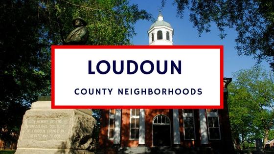 loudoun county va neighborhoods