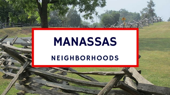 manassas va neighborhoods