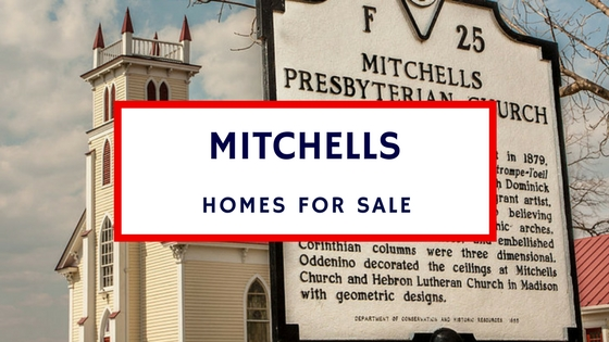 mitchells va homes for sale