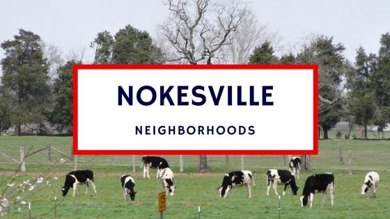 nokesville va neighborhoods