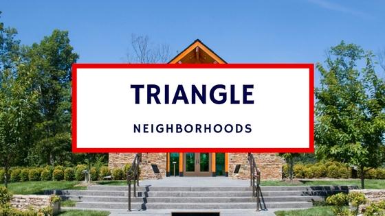 triangle va neighborhoods