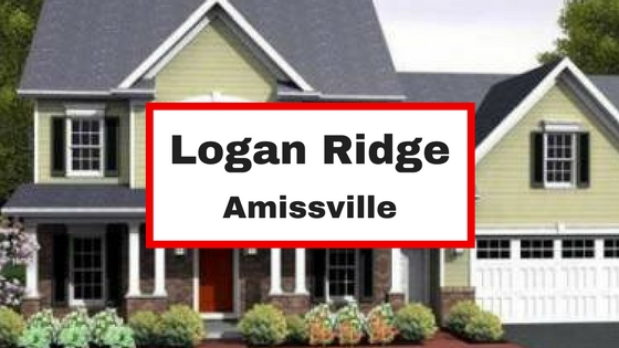 logan ridge amissville va homes