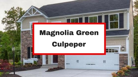 magnolia green culpeper va homes