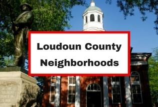 loudoun county va neighborhood