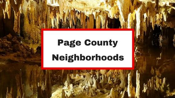 page county va neighborhood