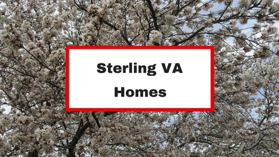sterling va homes for sale