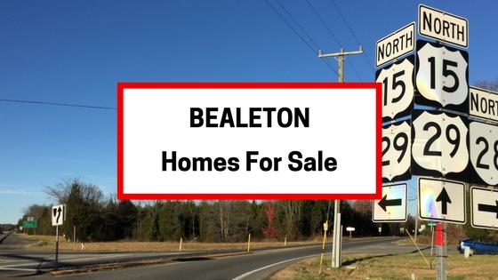 bealeton va homes for sale