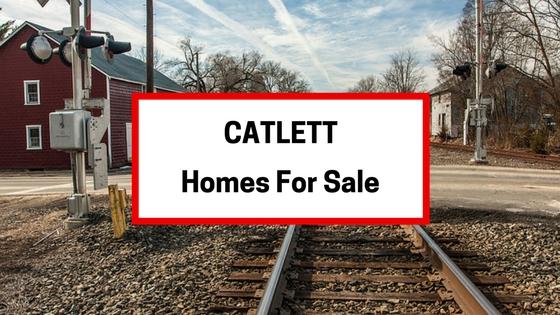 catlett va homes for sale