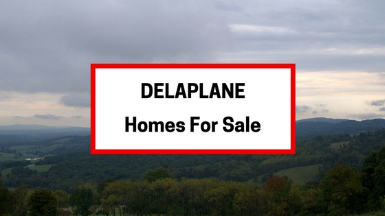 homes for sale delaplane va