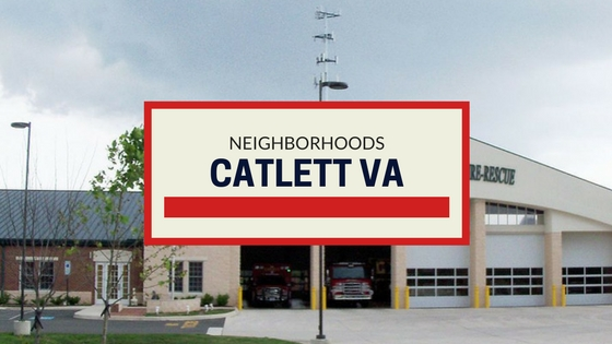 CATLETT VA NEIGHBORHOODS