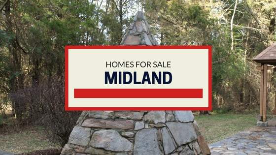 homes for sale in midland va