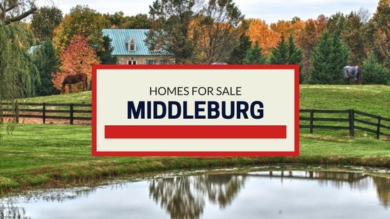 middleburg va homes for sale
