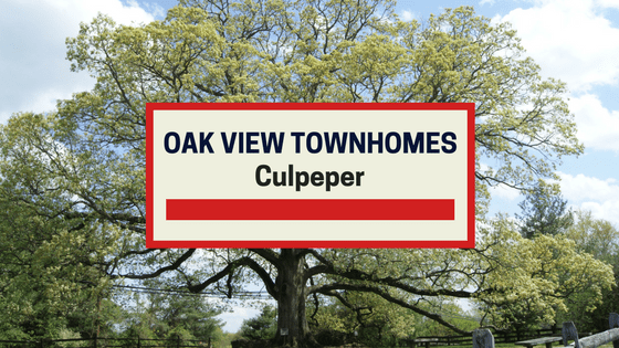 oak view townhomes culpeper va condos