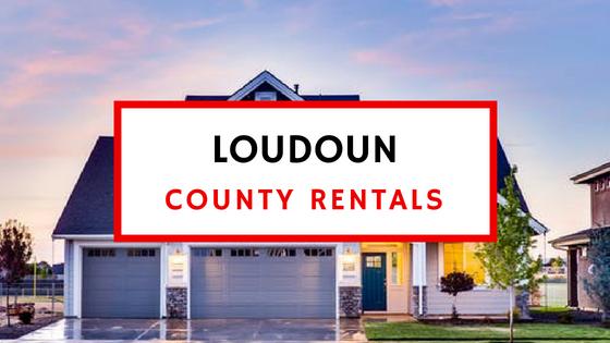 loudoun county va rentals