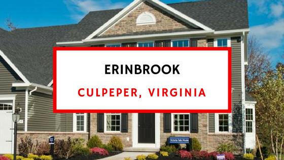erinbrook culpeper va homes for sale