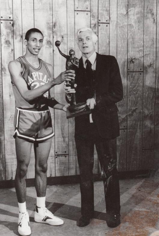 Flashback DC Magazine Honors Basketball Star Johnny