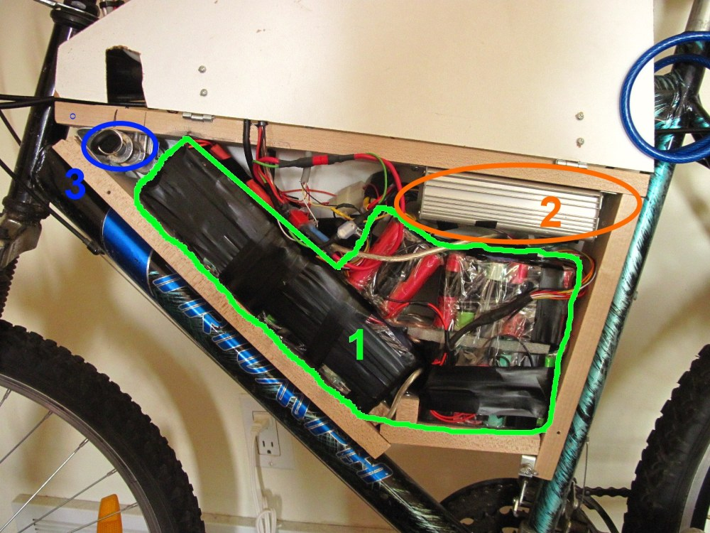 My electric bicycle (4/6)